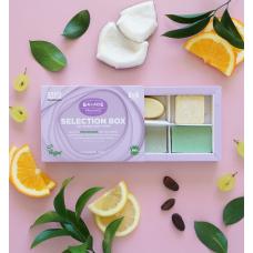 Disponibil în curând - Selection Box zero waste pentru femei 4x20 g, Balade en Provence