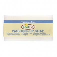 Disponibil in curand - Sapun solid pentru vase, fara miros, LoofCo, 100 g