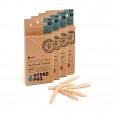 Periuța interdentară din bambus, Hydrophil