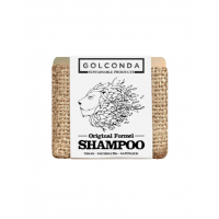 Șampon solid formula originală cu ulei de cocos 65 g, Golconda