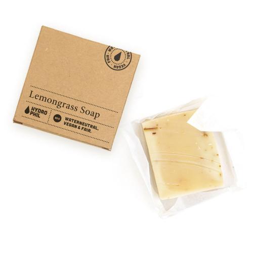 Disponibil in curand - Sapun natural cu lemongrass 80 g, Hydrophil