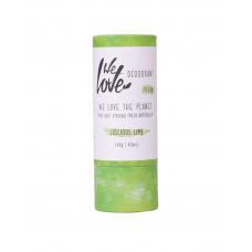 Deodorant natural cu bergamotă Luscious Lime 48 g, We Love The Planet