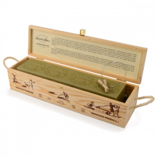 Cutie cadou cu săpun organic de Marsilia 2.5 kg, Rampal Latour