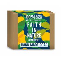 Sapun solid cu grapefruit, Faith in Nature, 100 g