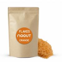 Fulgi de săpun pe bază de plante Orange cu ulei de nucă de cocos, 500g, Noout