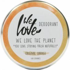 Deodorant natural cremă Original Orange, We love the planet, 48 g