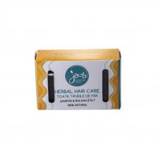 Herbal Hair Care – șampon și balsam – 2 în 1, 100g, Jovis