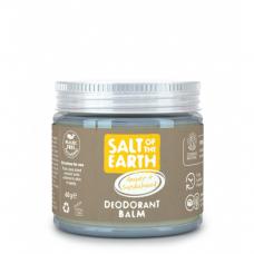 Deodorant natural balsam AMBER SANDALWOOD - borcănaș 60g