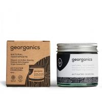 Pastă de dinți minerală CHARCOAL 60ml, Georganics