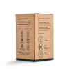 Pastă de dinți tablete CHARCOAL - 120 buc, Georganics