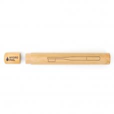 Etui din bambus pentru periuța de dinți, Hydrophil