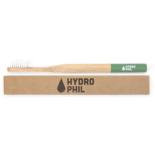 Periuță de dinți medium soft // verde, Hydrophil