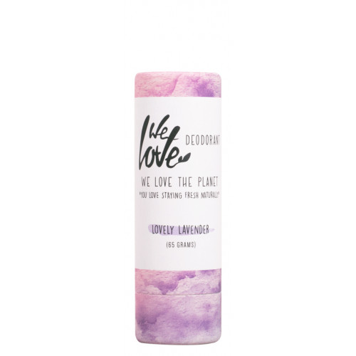 Deodorant natural LOVELY LAVENDER, We Love The Planet