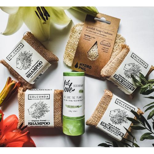 Disponibil in curand - Frumusețe și prospețime zero-waste - Set pentru îngrijirea corpului